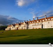 Turnberry golf resort Opens