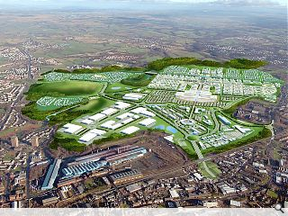 Revised Ravenscraig masterplan on the way as original vision stalls