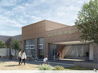 Primary school to lead proposed Wallyford expansion