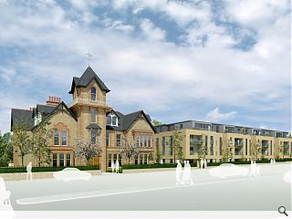 Barnton Hotel conversion wins approval