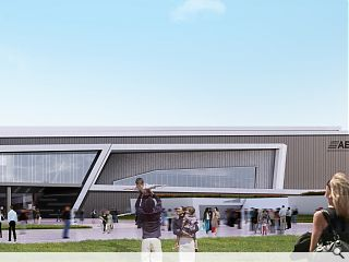 Keppie to deliver £333m Aberdeen Exhibition & Conference Centre