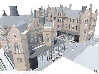 Planning sought for latest phase of Quartermile