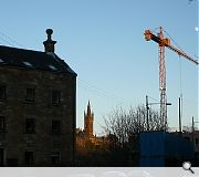 Watkin Jones are a prolific presence in the west end, this is their Partick student development