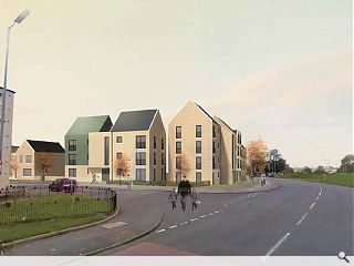 Sighthill masterplan submitted
