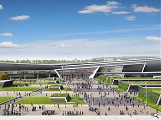 Phase one  of new AECC masterplan to get underway