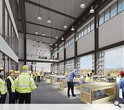 The campus will nurture a new generation of inventors and designers