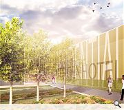 A landscaped courtyard and amenity space will be provided