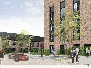 Edinburgh small sites initiative gets underway in Sighthill and Pilton