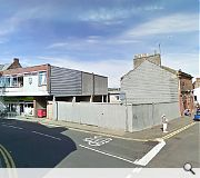 Severe structural flaws necessitated demolition of a former Co-op building