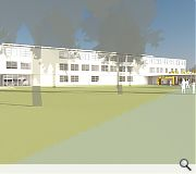 Ayr Academy will relocate to an area of significant residential expansion