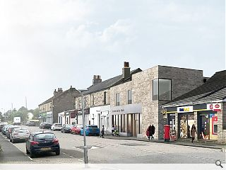 Community library to serve as Cowie 'shopfront'