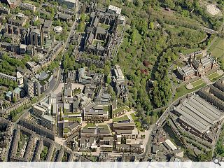 Hawkins\Brown win College of Arts commission from University of Glasgow