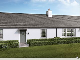 Cottages tell their own storey at Chapelton
