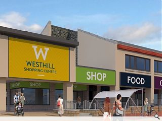 Westhill Shopping Centre revamp signed off