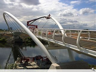 Clyde Smartbridge readied for weekend opening
