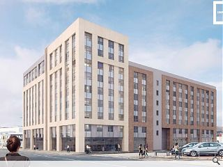 More student housing on the way for Townhead