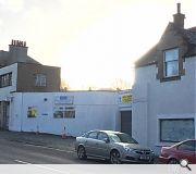 Existing substandard buildings will be demolished to make way for the scheme