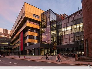 Revamped Strathclyde Business School unwrapped