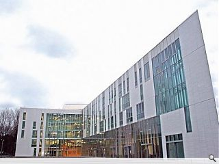North Glasgow College has a Spring in its step