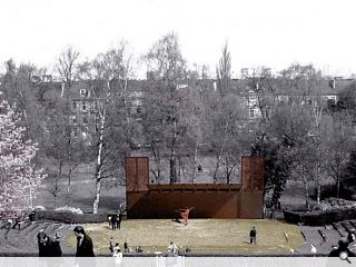 ZM Architecture win Queen's Park Bandstand comp
