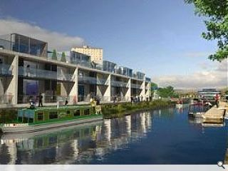 Canal schemes barge through