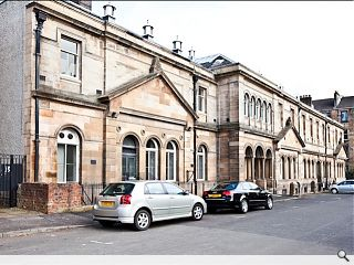 Glasgow baths club's elevated to A-list status