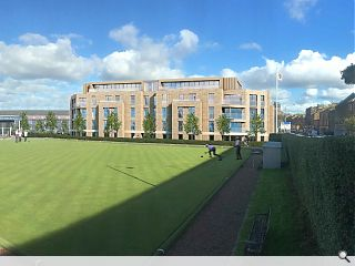 Kelvin Properties get the ball rolling for Shawlands flats