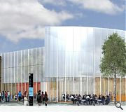 £30m is being spent on an Irvine town regeneration programme