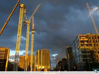 Architect salaries rise 14 per cent as confidence returns