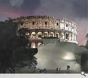 The Museum of Cinema would sit in the shadow of the Colosseum