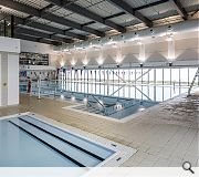 Shared community facilities include a brand new swimming pool