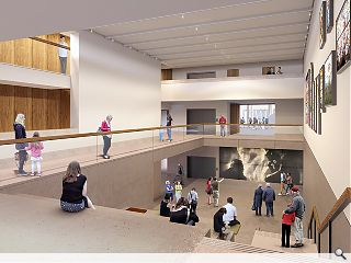 Contractor appointed for Burrell build