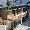 Scottish Poetry Library extension completed