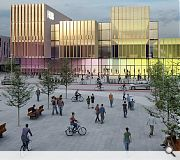 Cumbernauld town centre would be left unrecognisable from its present form