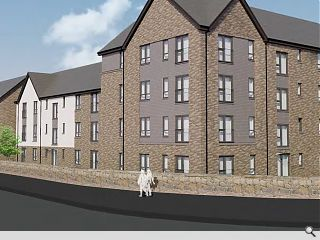 Kirkcaldy affordable housing drive to deliver 161 homes
