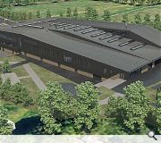 Hub South East Scotland are helping to deliver the new school