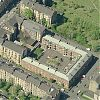 Courtyard flats to complete 1930s fire-station