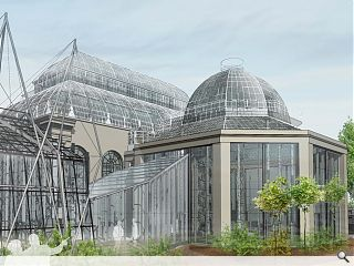 £50m Edinburgh Biomes vision submitted for planning