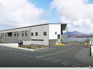 Skye community hospital to usher in a new generation of care provision