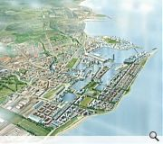 RMJM waterfront masterplan goes before city council