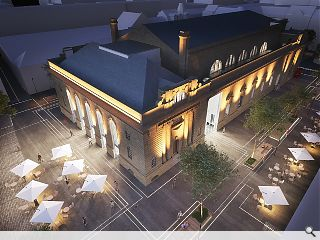 Mecanoo recommended to bring forward Perth City Hall transformation