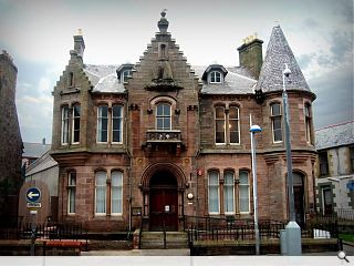Approval sought for Eyemouth Burgh Chambers conversion