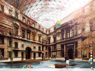 Glasgow City Chambers overhaul plans aired