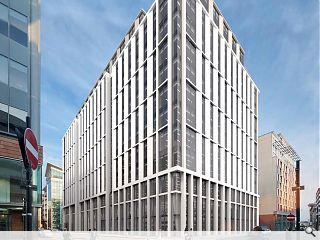 Glasgow's West Campbell Street shapes up as new office corridor