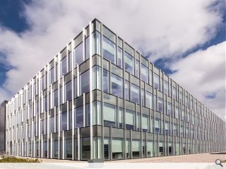 Aberdeen office park energised by latest addition