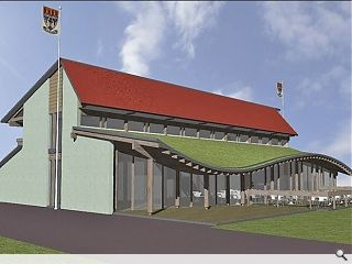 Braemar Highland Games centre wins approval