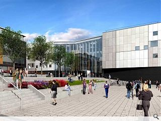 RMJM commence work on Newcastle College campus
