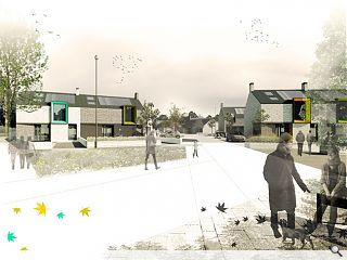 Holmes Miller win Fencedyke design competition