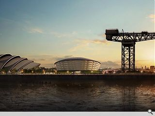 Foster's Clydeside dome to be named 'Scottish Hydro Arena'