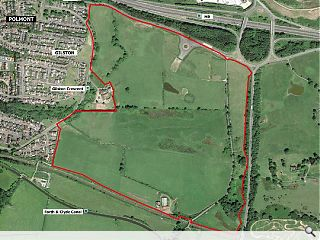 Mixed-use neighbourhood centre planned for Polmont